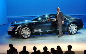 2003 Cadillac Sixteen Concept Image
