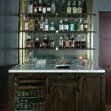 bar mirrors with shelves wet bar with shelves on antique mirror small bar mirror with shelf