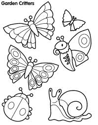 bug coloring pages for preschool insect coloring pages bug coloring pages preschool