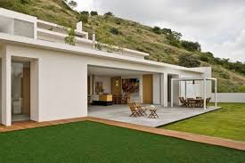 Four Level Modern Mexican Home by Agraz Arquitectos