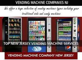 Vending Machine Services Near Me Amazing Choosing The Right Vending Machine Companies NJ