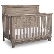 rustic crib furniture. simmons kids slumbertime monterey 4in1 convertible crib rustic furniture