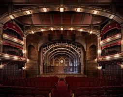 Lyric Theater Nyc Seating Chart Lyric Theatre Marvel Architects