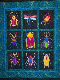 Black Hole Quilt by Diane Farrar | Insects, Patchwork and Applique ... & Black Hole Quilt by Diane Farrar | Insects, Patchwork and Applique quilts Adamdwight.com