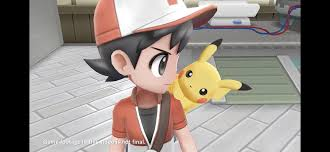 Image result for pokemon let's go pikachu and eevee