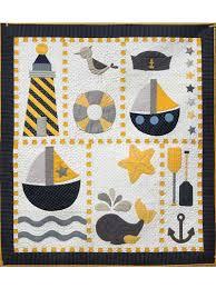 Animal Quilt Patterns - Ahoy Quilt Pattern & Ahoy Quilt Pattern Adamdwight.com