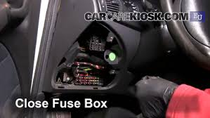 interior fuse box location 1996 2002 Fiat Bravo Fuse Box Fiat X1 9 Bertone