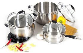 Приготовление пищи - <b>Наборы</b> посуды