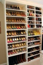 shoes closet diffe shelf heights for diffe kinds of shoes shoes closet ikea shoes closet dimensions shoes closet
