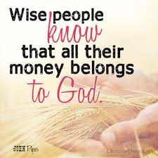 Christian Quotes About Money