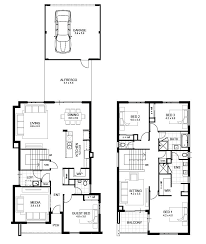 3 bedroom house designs sensational idea two y plans with granny flat double balcony in south