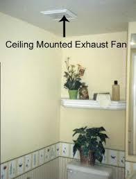 bathroom ventilation fans