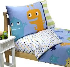 monster crib bedding set monster toddler bedding set frightful friends bed little monsters crib bedding set