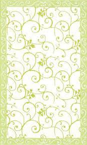disney green fairy area rug