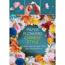Buy Paper Flower Paper Flowers Chinese Style Create Handmade Gifts And Decorations Hardcover