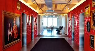ogilvy office. Ogilvy New York Office He Also Adds Eye Catching Photos To Job Descriptions  Like . M