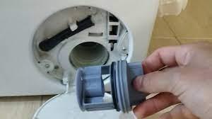 Çamaşır Makinesi Alt Kapağı Nasıl Açılır, Pompa Temizliği Nasıl Yapılır -  YouTube