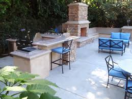 Outdoor Kitchen Fireplace Outdoor Kitchen Bar Ideas Pictures Tips Expert Advice Hgtv
