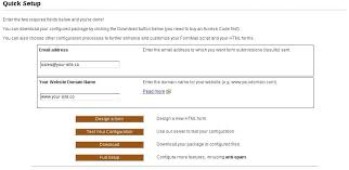 form to free php form script form to email processor process web contact