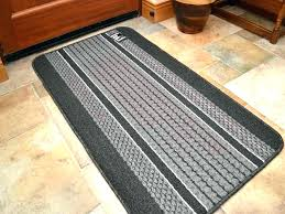non slip kitchen floor rugs for beautiful skid washable simple in new uk