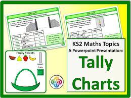 Tally Charts Ks2