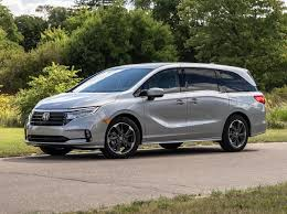 For the north american market, the honda odyssey, is a minivan manufactured and marketed by japanese automaker honda since 1994, now in its fifth generation which began in 2018. 2021 Honda Odyssey Review Pricing And Specs
