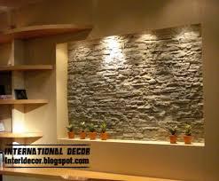 Interior Stone Design Ideas Interior Design Stone Wall Inspiration Homes Designs
