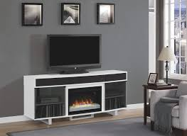 tv stand with built in fireplace style home design simple on tv stand with built in