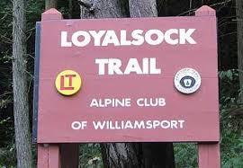 Loyalsock Creek Hatch Chart Alpine Club Of Williamsport Loyalsock Trail