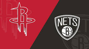 Houston Rockets Depth Chart Houston Rockets At Brooklyn Nets 11 01 19 Starting Lineups