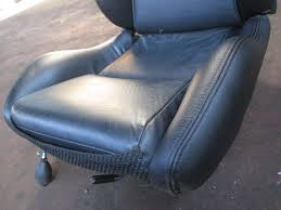 dodge viper office chair. Right Passenger Seat Assembly OEM Black Leather Dodge Viper Office Chair