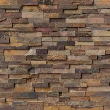 california gold ledger panels corner 6 in x 18 in x 6 in natural slate wall tile