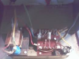 electric fencer woes yesterday s tractors here is a picture of the inside