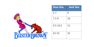 Buster Brown Socks Size Chart Details About 3 Pack Buster Brown Cotton Low Cut Socks Soft Comfortable Lightweight