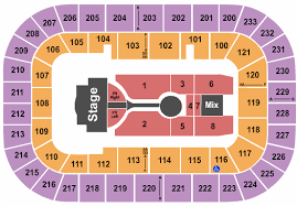Greenville Arena Seating Chart