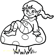 Elf Coloring Pages To Print Elf Ng Pictures Pages Printable