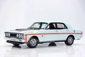 Ford Xw Falcon Gt Ho Phase Ii Sedan Auctions Lot 42 Shannons