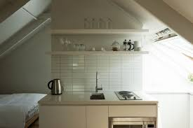 Spath Installed An Artful And Fully Functional Kitchenette In An  Above Garage Apartment,