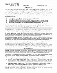 Financial Controller Resume Examples Modern Assistant Controller Resumes Examples Model Documentation 23