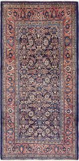 main unique loom 4 3 x 9 farahan persian runner rug photo