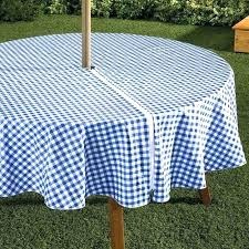 tablecloth with umbrella hole round outdoor tablecloth impressive patio tablecloths with umbrella hole for attractive
