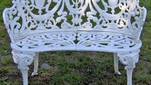 white cast iron patio furniture.  Cast Vintage Cast Iron Patio Furniture Brilliant Amazing Of White Wrought  Outdoor 17 Best Ideas With 11  For T