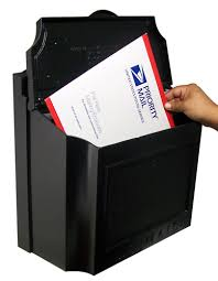 wall mount residential mailboxes. Residential Wall Mount Mailboxes Whitehall Mailbox With E