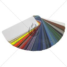 Isol Stock Chart Spread Color Chart Gl Stock Images
