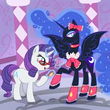 Small Picture My little pony friendship is magic coloring pages nightmare moon