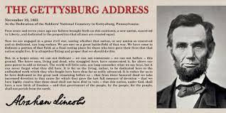 lincoln s gettysburg address thinglink