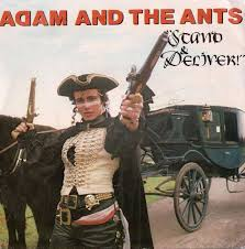 best stand and deliver ideas dip dye skirts  adam and the ants stand and deliver 1981 dutch issue 7 inch 45 rpm vinyl single