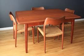 Scandinavian Teak Dining Room Furniture