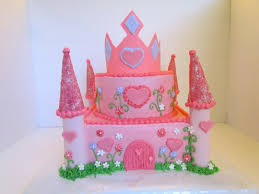 Now Frosting Princess Birthday Cake Custom Cakes And Morecustom