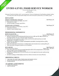 Server Resume Objective This Is Bartender Server Resume Bartender Server Resume Waitress 34